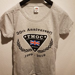 "T-Shirt Damen ""20th Anniversary"""