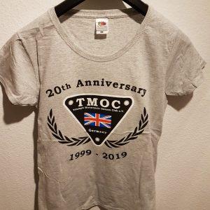 "T-Shirt Damen ""20th Anniversary"""