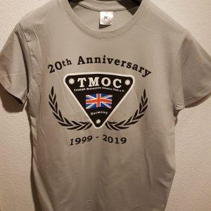 """T-Shirt """"20th Anniversary"""" Herren"""